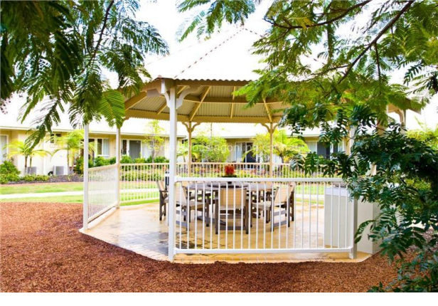 tricare cypress gardens aged care residence clear island waters qld
