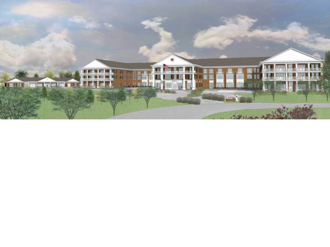 Merrill Gardens At Madison - Scheduled to Open Late 2014