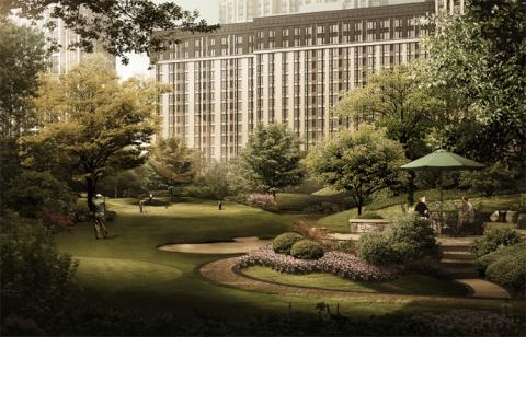 魅力花园养老公寓位于大型中国城市亲情跨代社区茂樾山社区内。茂樾山位于黑龙江省哈尔滨市。