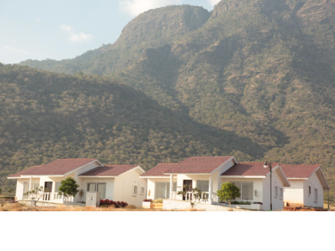 Anandam Retirement Community, Kodaikanal foothills