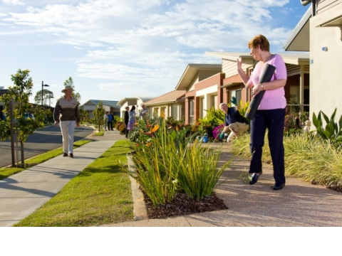 Moreton Shores Residential Community
