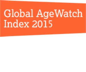Global AgeWatch Index 2015