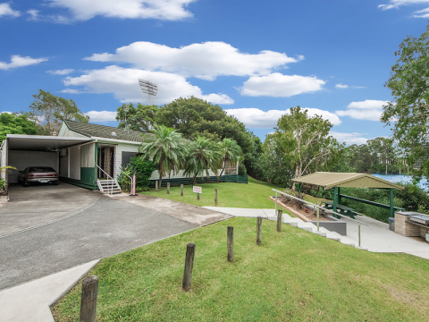Riverside Home Park - Over 50's Residential Park, sorry no pets permitted - located on Nerang Broadbeach Road next to Metricon Stadium.