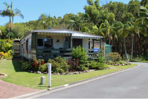 North Star Holiday Resort – Award winning 5 star resort at Hastings Point