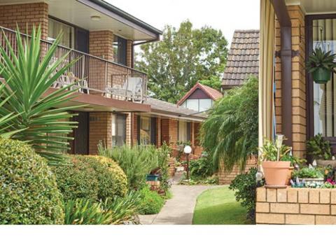 Living Care Highfield Court Retirement Village