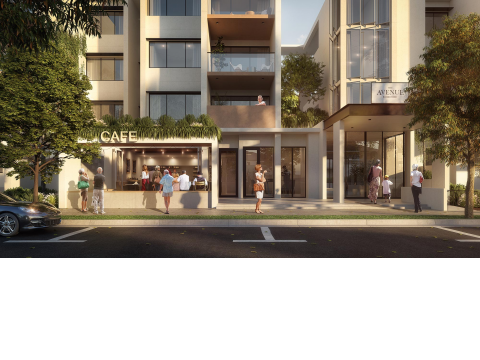 Retirement living just 200m from the river