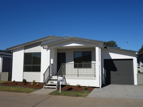 Newport Village - Residence 149 - The Karri is the Ideal Downsizer!