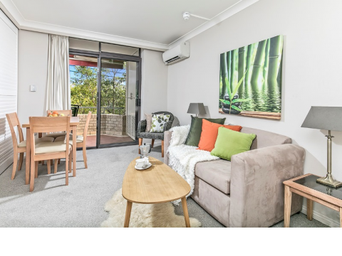 Sit Back & Relax in this One Bedroom Serviced Apartment $310,000.00