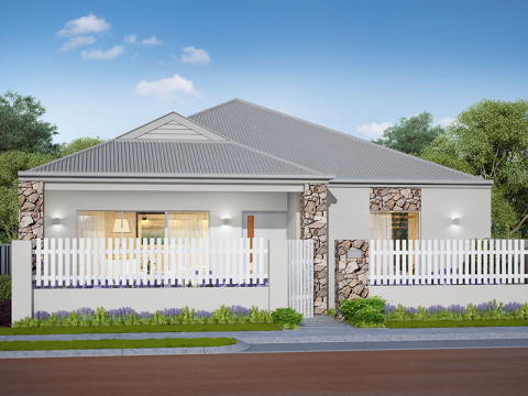 Fairway Villages Fully Completed 3 Bedroom Home - You own it