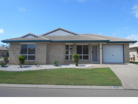 Residence 257 Two-Bedroom Carlyle Gardens Townsville