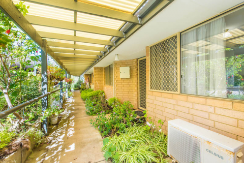 2-Bedroom Unit in Over 55s Community