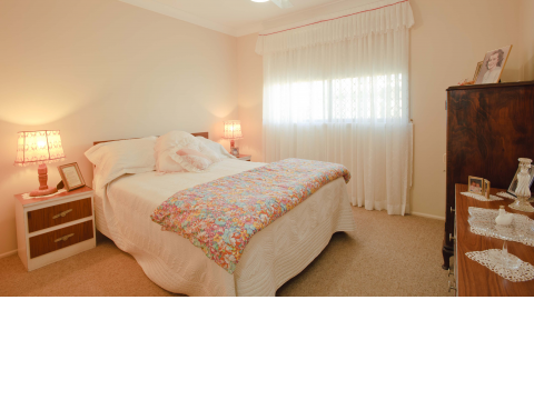 Affordable, convenient and tranquil location