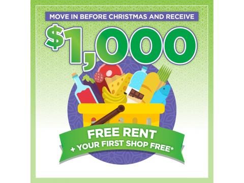 Make the move this Christmas to Ingenia Gardens Bundaberg for $1,000 Rent Free*