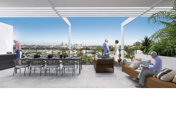 DEPOSIT TAKEN: Top floor apartment with spacious balcony