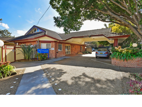 St Anne's Aged Care
