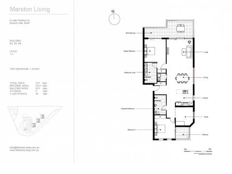Brand New Luxury Retirement Living - Unit 8, First Floor