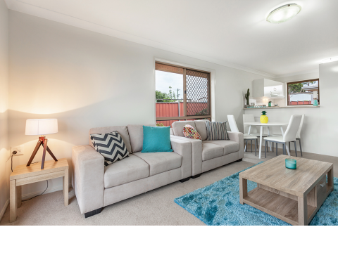 Compact and charming villa located in a peaceful location in Toowoombas much loved Drayton Villas.