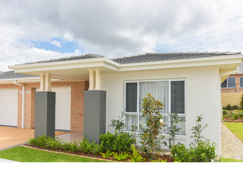 Beautiful surroundings, stylish villas and an active retirement awaits here at Glengara.