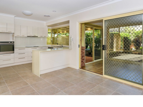 Imagine sitting in your private courtyard enjoying your gorgeous garden