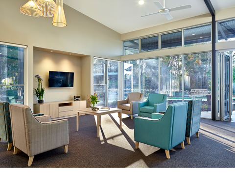 Seabrae Manor Aged Care Living