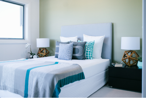 Residence 305 Two Bedroom Azure Blue Carina