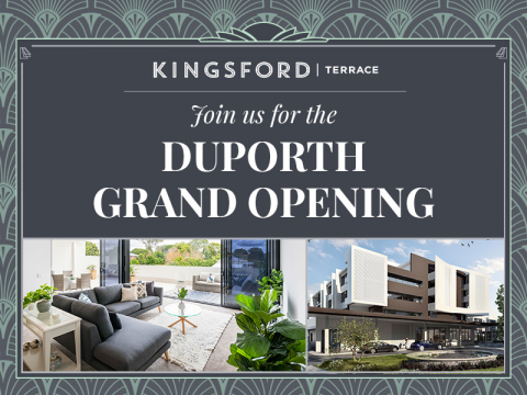 'Duporth' Grand Opening