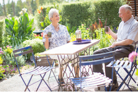Newling Gardens Retirement Village - Breathe in the fresh air and stunning scenery!
