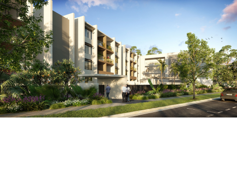 Live in privacy amongst the breezy Maroochydore community - The Avenue Maroochydore