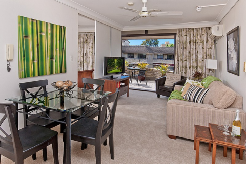 Serviced Apartment $405,000