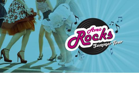 Aveo Rocks Summer Tour