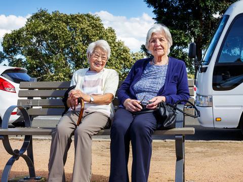 Uniting Healthy Living for Seniors Far North Coast