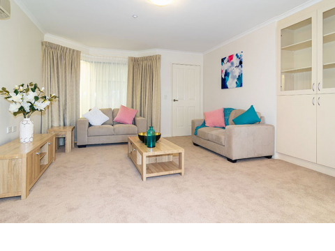 Torrens Grove Estate's care apartments are currently sold out!  To join our waiting list, please call us on 1300 68 77 38!