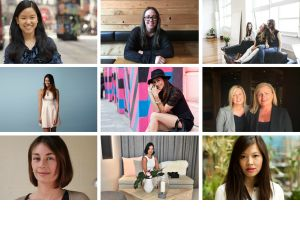Co-Founders Named In Top 50 Women In Tech 2016