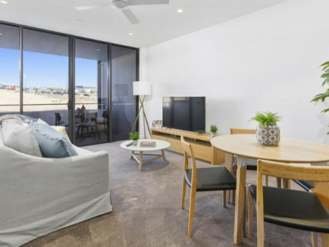Brand new, modern apartments now available