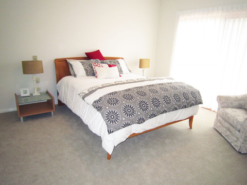 Serviced apartment living at its very best