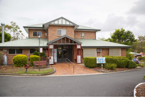 Churches of Christ Care Buckingham Gardens Aged Care Service