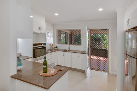 Light and Bright and located close to our Community Centre in Palmwoods