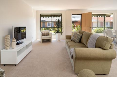 Premier retirement living location