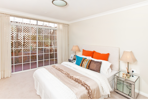 Spacious and stylish serviced apartment living