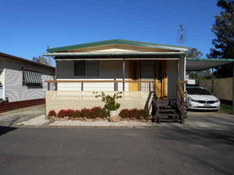 Meander village 2 bedroom home