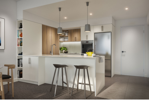 Lifestyle and liveability on the ground floor - Kingsford Terrace