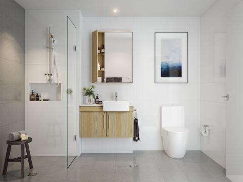 Brand new! The Avenue Maroochydore - 2 bedroom + 2 bath