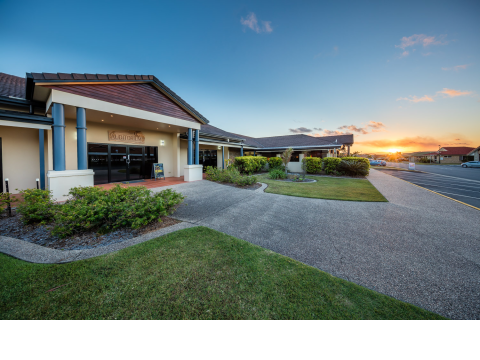 Expect to be impressed at Carlyle Gardens Mackay!