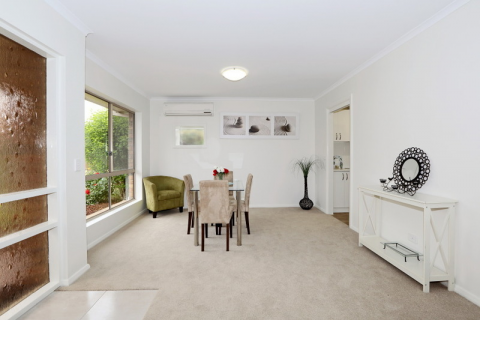 + $5,000 Free Fees!* Private and secure with a glorious and envious position, overlooking park like gardens