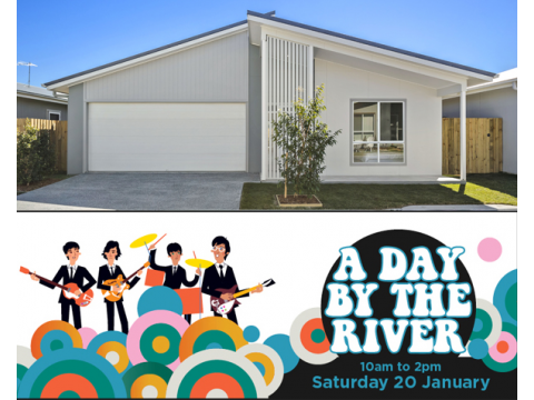 OPEN DAY: You're Invited! <br><br>A Day By The River