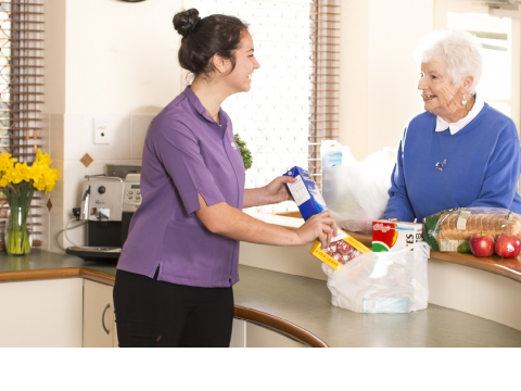 Amana Living - Complete Aged Care Services