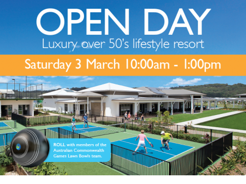 Join us at our Open Day Saturday 3 March