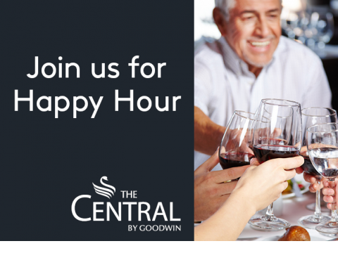 Want a taste of retirement living?  Then join us for Happy Hour!