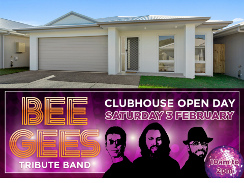 CLUBHOUSE OPEN DAY: You're Invited!