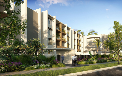DEPOSIT TAKEN: Amazingly large courtyard and perfect aspect